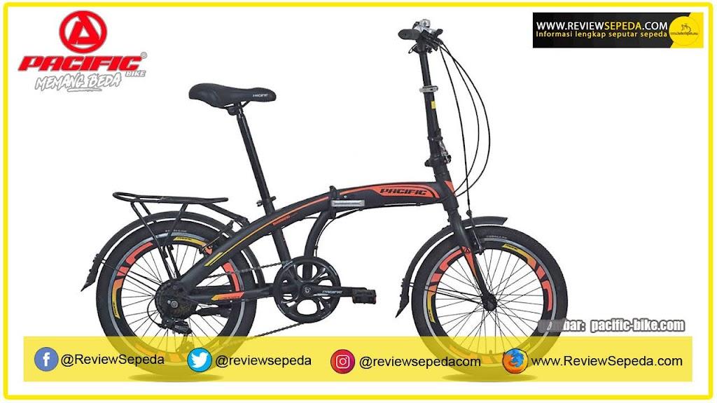 Sepeda Lipat Pacifik 2980 RX 2.0 VT