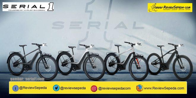 Sepeda Listrik Harley Davidson, Spesifikasi dan Harga