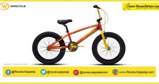 Sepeda Anak Wimcycle 20″ BMX THRASHER-Orange