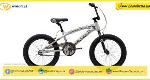 Sepeda Anak WIMCYCLE 20″ BMX SHOTGUN - GREY