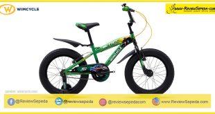 WIMCYCLE 18″ BMX BIGFOOT - GREEN